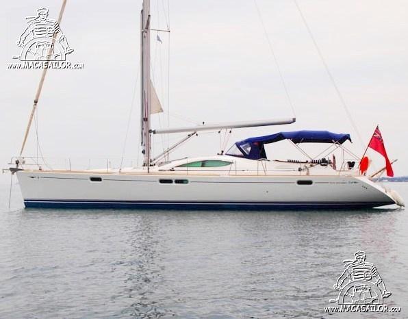 Jeanneau Sun Odyssey 54 Ds For Sale